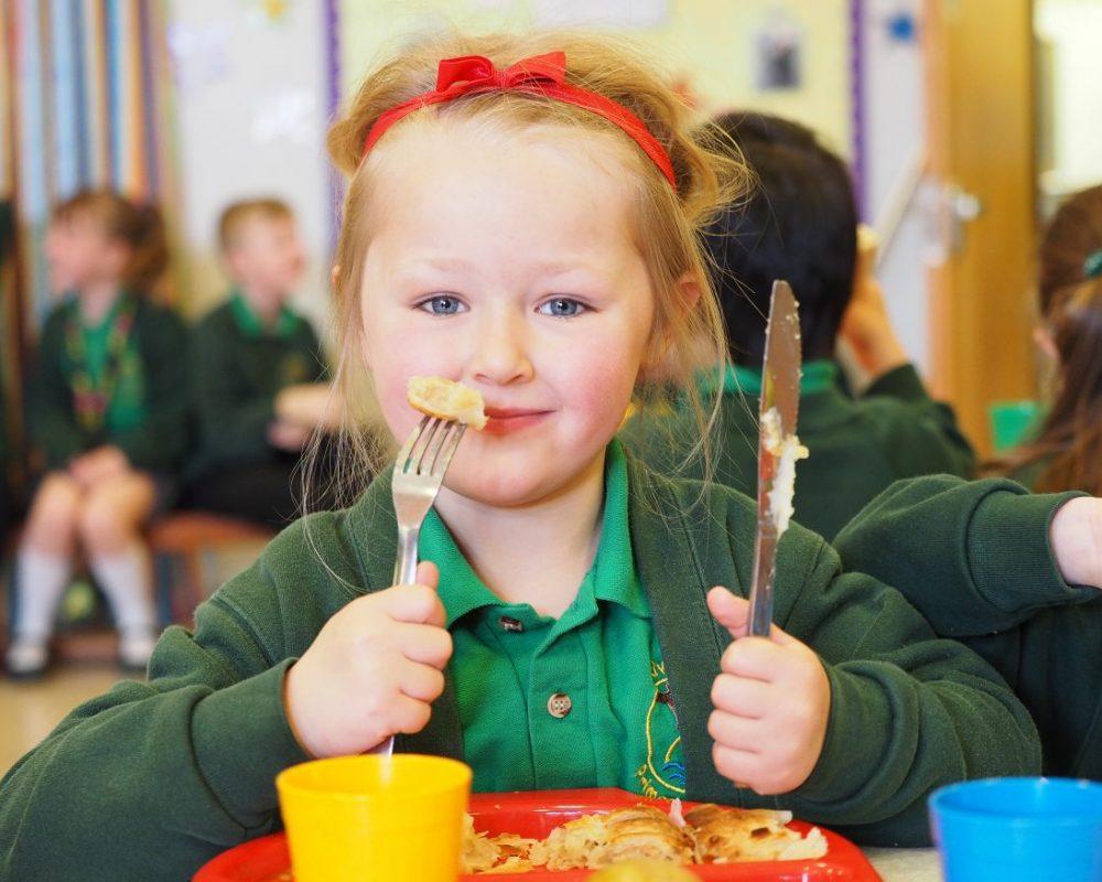Order School Meals