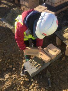 Key Stage 1 visit Linden Homes building site | Riverside Primary
